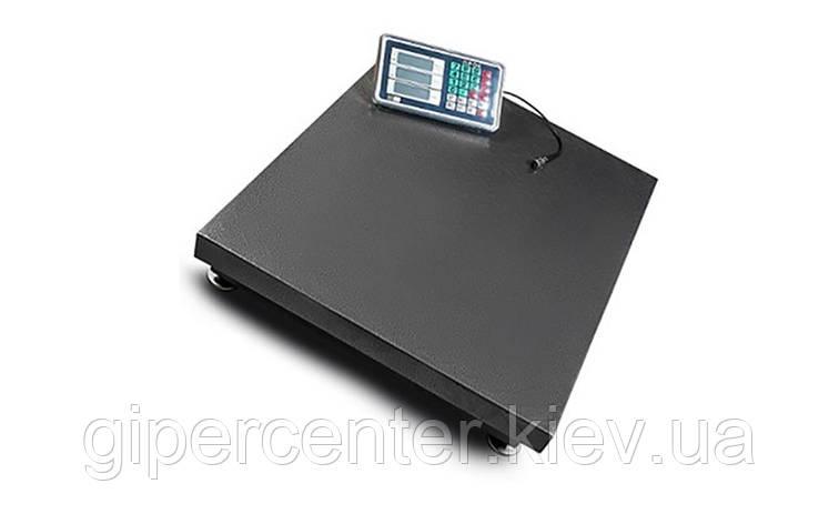 Весы товарные ПРОК ВТ-300-У до 300 кг, 450х600 мм, усиленные, фото 2