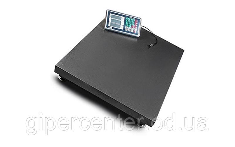 Весы товарные-платформенные ПРОК ВТ-600-У до 600 кг, 600х800 мм, усиленные