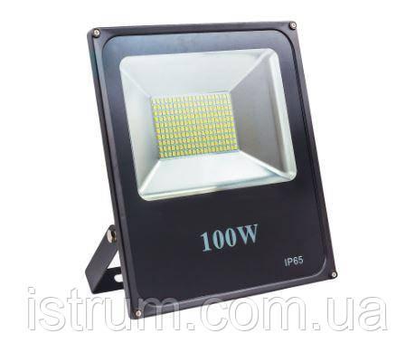 Прожектор ES-100-01 95-265V 6400K 5500Lm SMD ECO