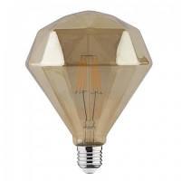 Светодиодная лампа RUSTIC DIAMOND  6W FILAMENT LED E27 2200К