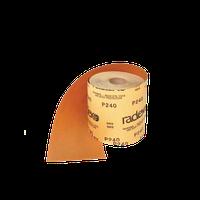 Абразивный материал в рулонах Р 180 Radex  115мм х 50м