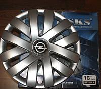 Колпаки на колеса SKS R16 Opel, купить комплект