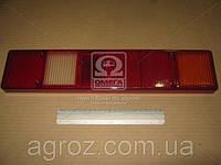 Стекло фонаря заднего ГАЗ 3302 (с белым шир.стеклом)  3302-3716000-19