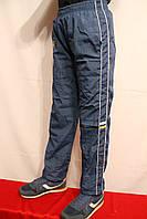 Зимние спортивные штаны на флисе от 4 до 12 лет на рост 110-140см. Польша.