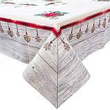 Скатерть новогодняя гобеленовая, 137х180 см, Эксклюзивные подарки, Новогодний текстиль, фото 8