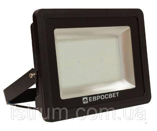 Прожектор EVRO LIGHT EV-200-01 200W  180-260V 6400K 18000lm SanAn SMD НМ PRO
