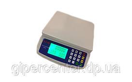 Весы фасовочные счётные ПРОК DT-580 до 6 кг, дискретность 0.5 г