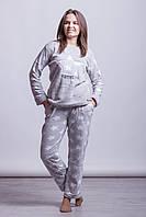 Зимняя женская теплая пижама Турция LA-6942-1