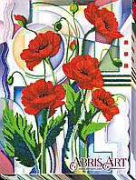 Набор для вышивания бисером Цветы Морфея AB-529
