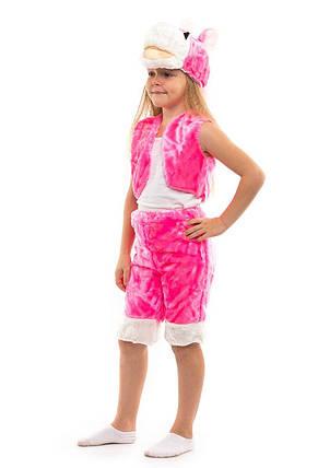 Карнавальный костюм Лошадка розовая, фото 2