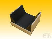Вкладыш для круглого стержня 75 x 85 x 50 мм запчасти включая ячейку 24-40