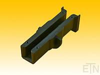 Вкладыш PA, для использования с шаровым шарниром, для рельсов 12,5 мм, 120 x 26 x 28 мм ThyssenKrupp