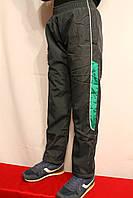 Спортивные штаны на флисе зимние от 8 до 16 лет на рост 134-164см. Польша.