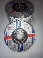 Диск (круг) отрезной по металлу Bocsh 115x22.2x3 мм