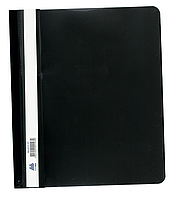 Скоросшиватель А5, черный bm.3312-01