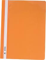Скоросшиватель А4, оранжевый bm.3311-11