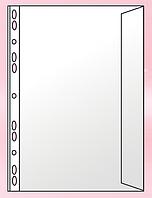 Файл-конверт А4, 11отверстий, pvc 0312-0003-00