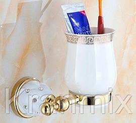 Стакан для зубных щеток Aquaroom