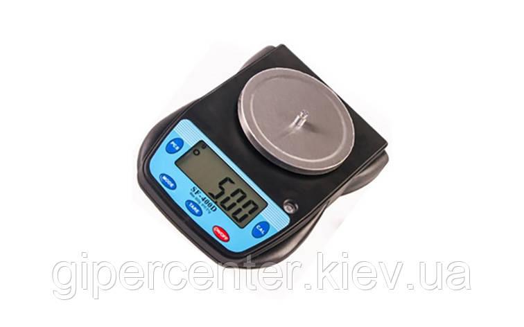 Весы ювелирные SF-400D до 500 г, дискретность 0.01 г, фото 2