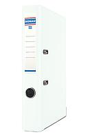 Регистратор premium А4, ширина торца 75 мм, белый 3975001pl-09