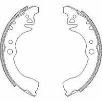 Колодки тормозные задние Geely CK/Otaka +ABS Remsa