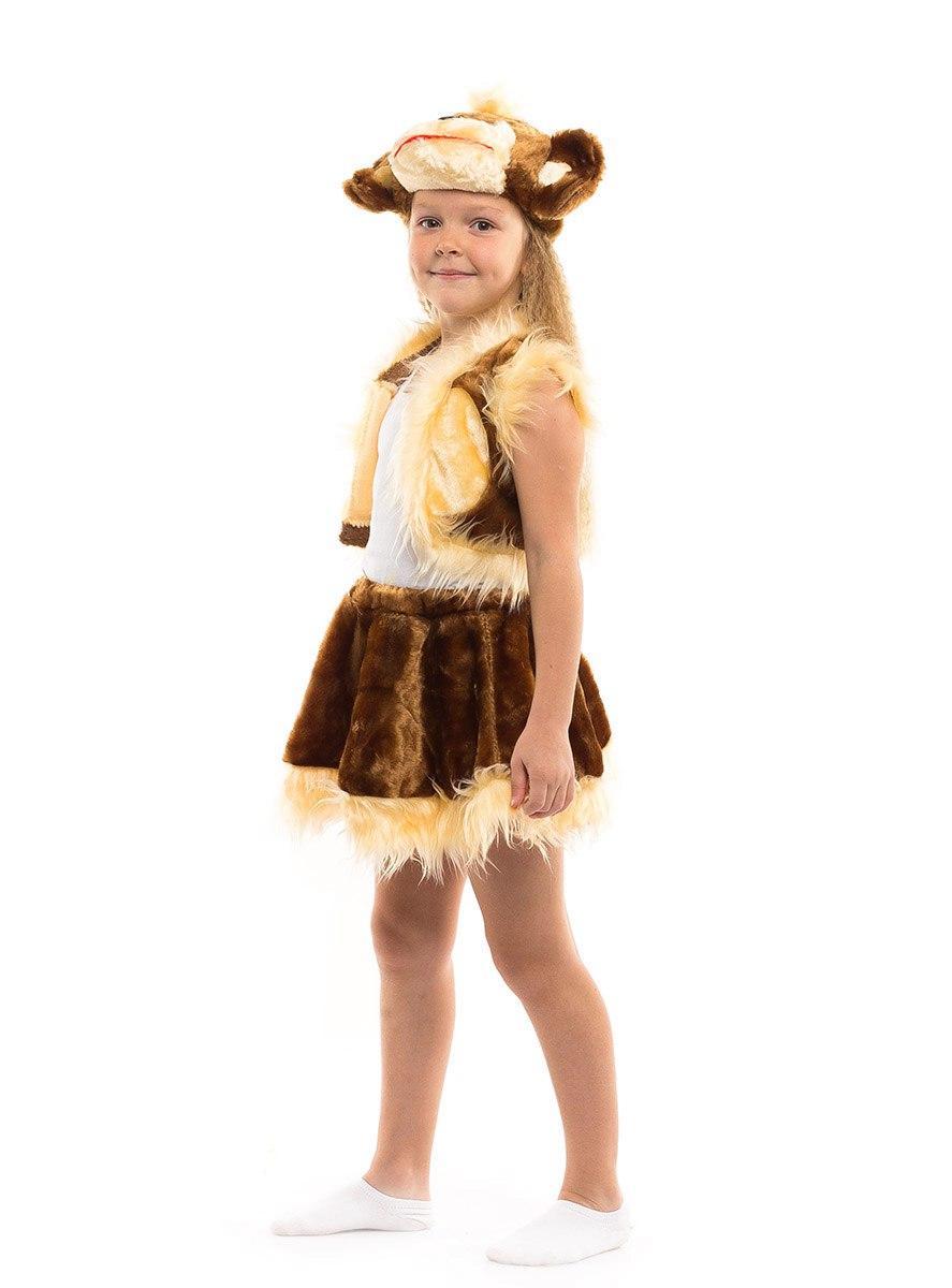 Карнавальный костюм Обезьянка девочка