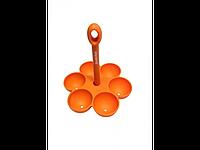 Силиконовая форма для варки яиц (6 яиц) Granchio 88420
