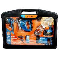 Набор инструментов 65048   электроинструменты, очки, в чемодане, 57-45-10см