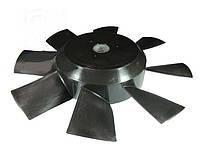Крыльчатка электровентилятора радиатора ВАЗ, ГАЗ, АЗЛК, ЗАЗ высокая, черная