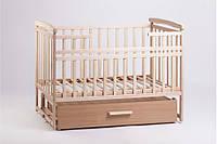 Детская кроватка Лодочка