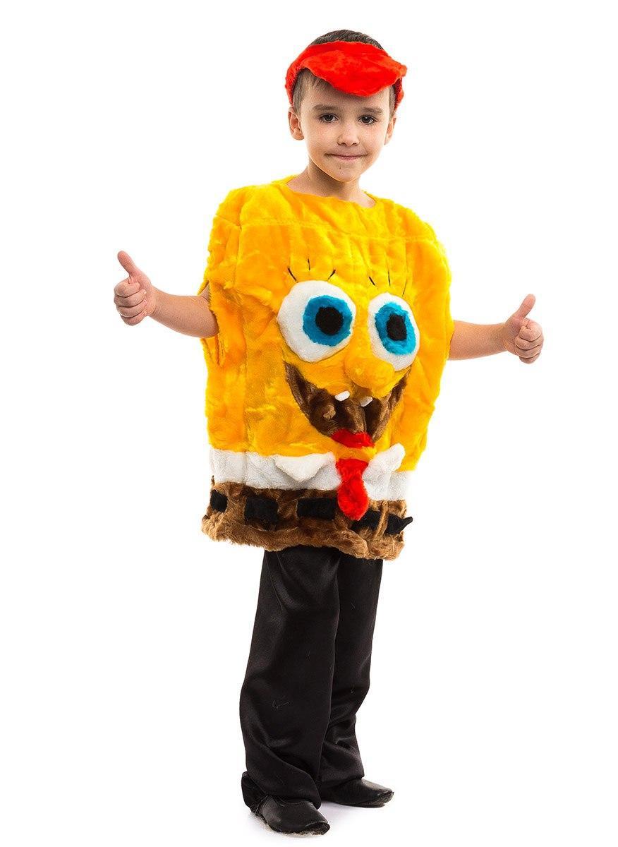 Карнавальный костюм Спанч Боб