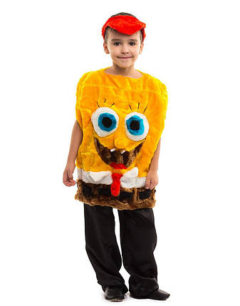 Карнавальный костюм Спанч Боб, фото 2