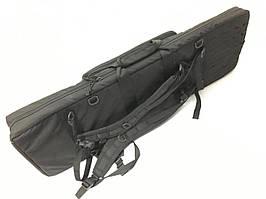 Кейс оружейний двойной 102см