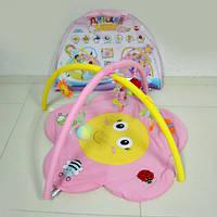 Коврик для младенца 898-20 B   подвески, в сумке, 60-79см