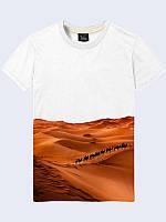 Футболка Caravan in the desert