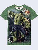 Футболка Superhero Hulk