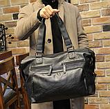 Стильна чоловіча сумка, фото 2