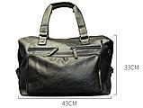 Стильна чоловіча сумка, фото 5