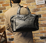 Стильна чоловіча сумка, фото 6