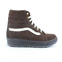 Зимняя замшевая спортивная обувь(унисекс) UNCIA SHOES