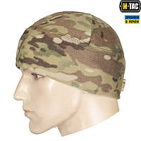 M-TAC ШАПКА WATCH CAP ФЛИС (260Г/М2) WITH SLIMTEX MULTICAM