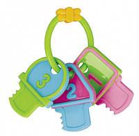 Погремушка-зубогрызка Ключики Canpol Babies