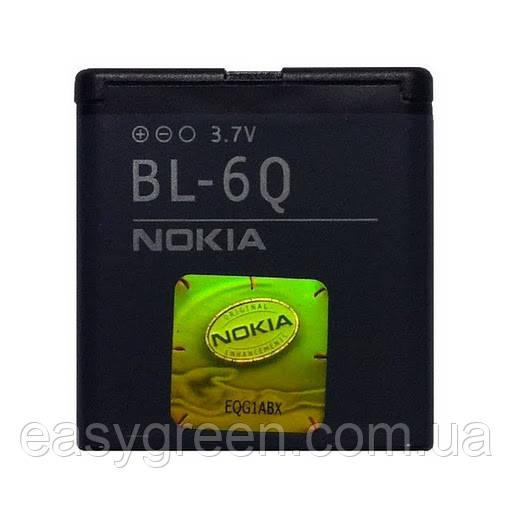 Nokia BL-6Q Аккумуляторная батарея