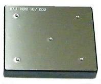 МТБ - Мера Твёрдости Бринелля HB: 100±25 / нагрузка 1000