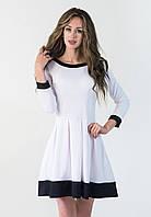 Стильне біле повсякденне плаття Gilmor
