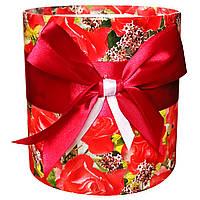 Коробка подарочная #27 для цветов (16 х 16 см)