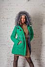 Женское зимнее пальто оптом 2017-2018 - (модель кт-148), фото 2