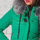 Женское зимнее пальто оптом 2017-2018 - (модель кт-148), фото 3