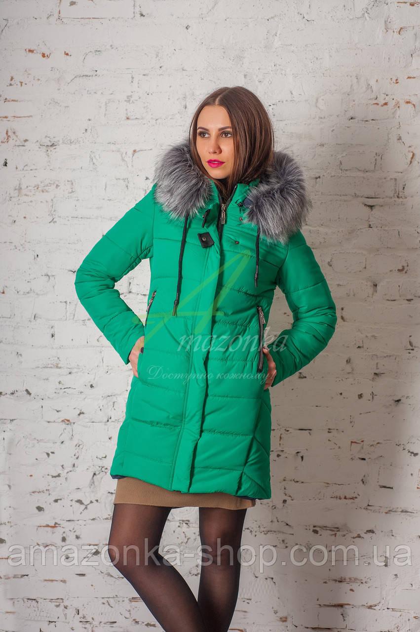 Женское зимнее пальто оптом 2017-2018 - (модель кт-148)