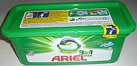 Гель-капсулы для стирки ARIEL 3-в-1 Mountain Spring 28шт